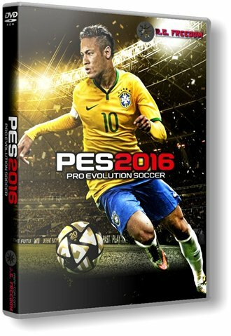 PES 2016 / Pro Evolution Soccer 2016 (2015) PC | RePack от R.G. Механики