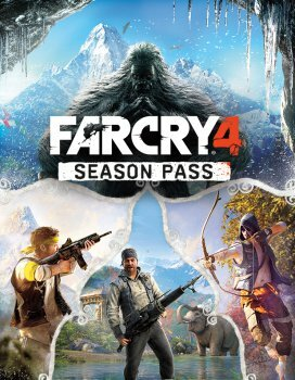 Far Cry 4 [v 1.10 + DLCs] (2014) PC | RePack от xatab