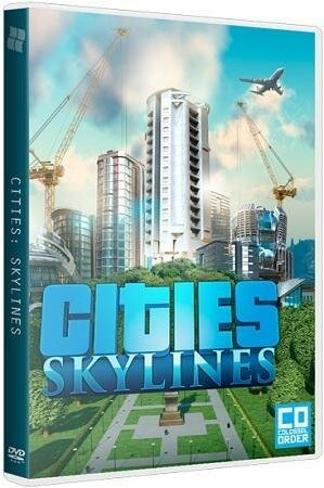 Cities: Skylines - Deluxe Edition [v 1.2.0 + 3 DLC] (2015) PC | RePack от SpaceX