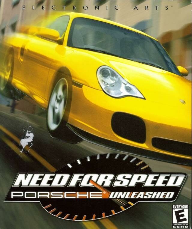 Need for Speed: Porsche Unleashed (2000) PC | Repack от SpecSVE