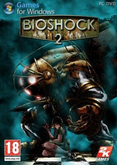 скачать Bioshock 2 механики торрент - фото 9