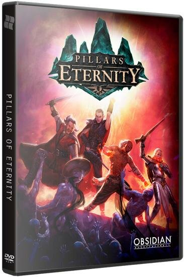 Pillars Of Eternity: Royal Edition [v 2.02.0749] (2015) PC | RePack от SpaceX