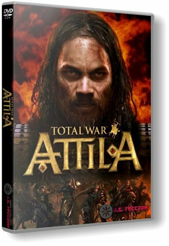 Total War: ATTILA [Update 5 + DLCs] (2015) PC | Лицензия