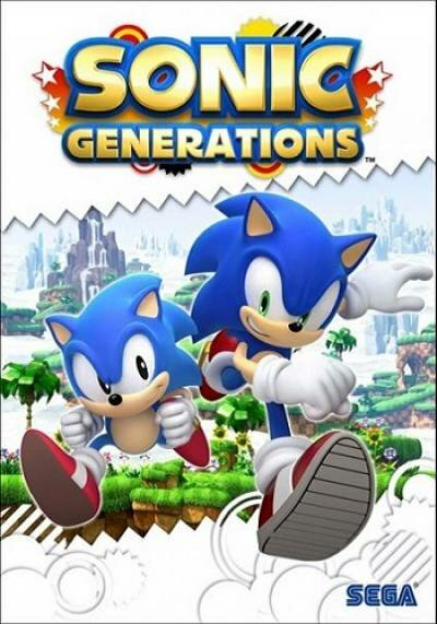 Sonic Generations (2011) PC | RePack by Mizantrop1337