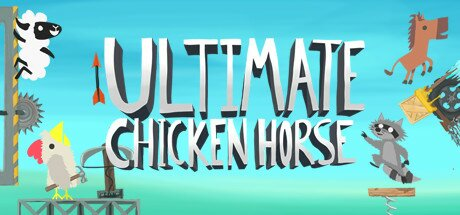 Ultimate Chicken Horse (2016) PC | Лицензия