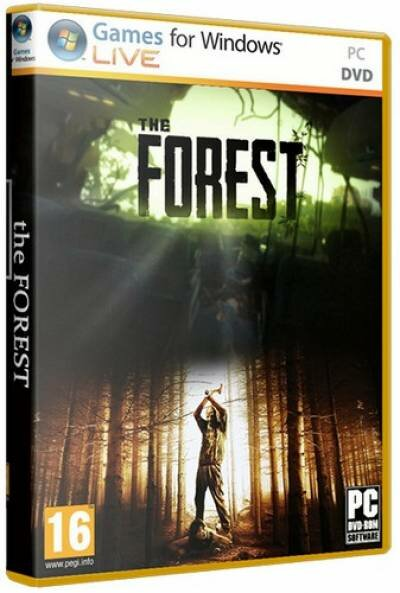 The Forest [v 0.37] (2015) PC | SteamRip от R.G. Games