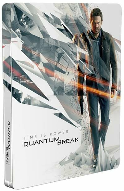 Quantum Break [v 1.7.0.0] (2016) PC | RePack от SEYTER