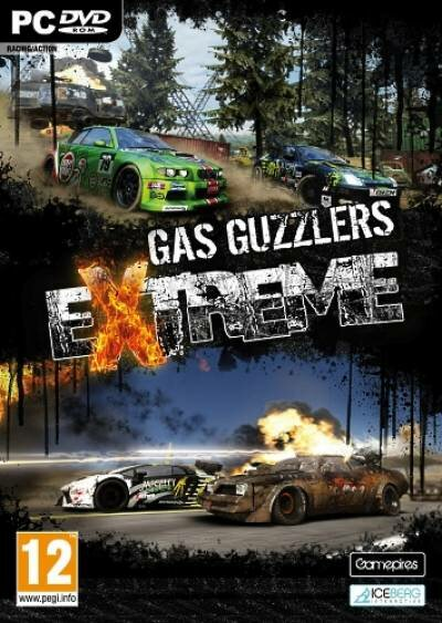 Gas Guzzlers Extreme: Gold Pack [v 1.0.7 + 2 DLC] (2013) PC | RePack от R.G. Origami