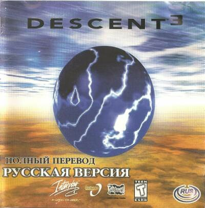 Descent 3: Retribution (1999) ..., скачать Descent 3: Retribution (1999) ..., скачать Descent 3: Retribution (1999) ... через торрент