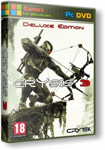 Crysis 3: Digital Deluxe Editi..., скачать Crysis 3: Digital Deluxe Editi..., скачать Crysis 3: Digital Deluxe Editi... через торрент