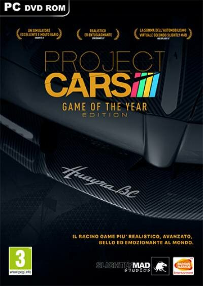 Project CARS: Game of the Year Edition (2015) PC | RePack от FitGirl