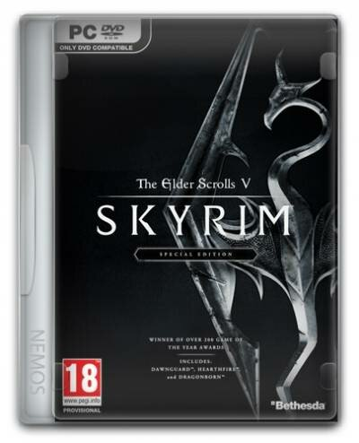 The Elder Scrolls V: Skyrim - Special Edition [v 1.5.23.0.8] (2016) PC | RePack от =nemos=