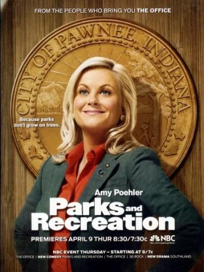 Сериал парки и зоны отдыха (2009) скачать торрент бесплатно все серии.