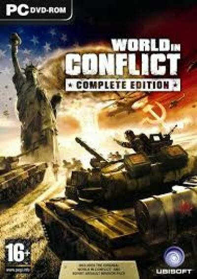 World in Conflict: Complete Ed..., скачать World in Conflict: Complete Ed..., скачать World in Conflict: Complete Ed... через торрент