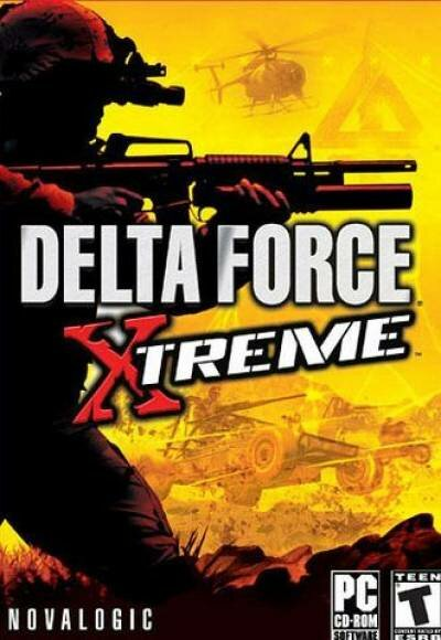Delta Force Xtreme (2005) PC, скачать Delta Force Xtreme (2005) PC, скачать Delta Force Xtreme (2005) PC через торрент