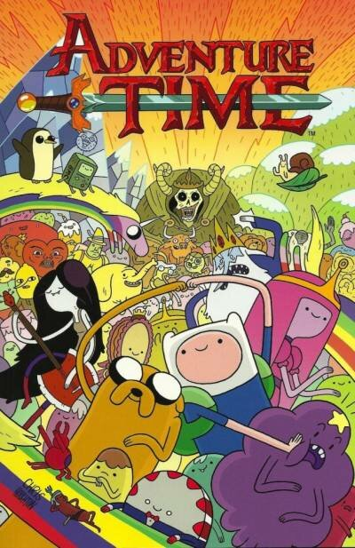 Adventure time все сезоны скачать торрент.