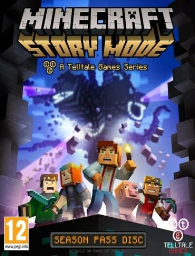 Minecraft: Story Mode - A Telltale Games Series. Episode 1-8 (2015) PC | RePack от R.G. Freedom, скачать Minecraft: Story Mode - A Telltale Games Series. Episode 1-8 (2015) PC | RePack от R.G. Freedom, скачать Minecraft: Story Mode - A Telltale Games Series. Episode 1-8 (2015) PC | RePack от R.G. Freedom через торрент