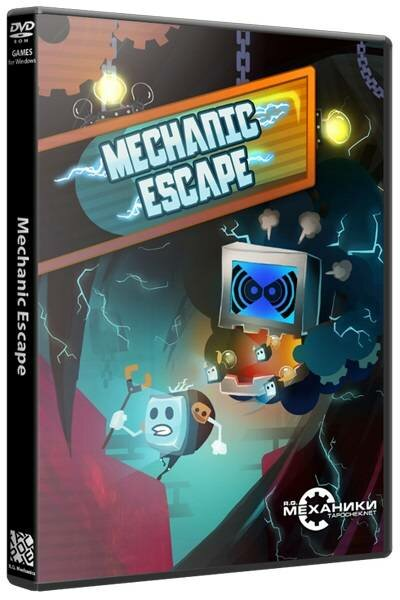 Mechanic Escape (2014) PC &#12..., скачать Mechanic Escape (2014) PC &#12..., скачать Mechanic Escape (2014) PC &#12... через торрент