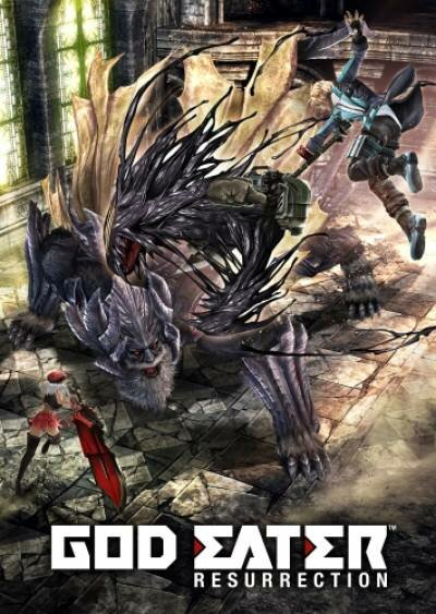 God Eater: Resurrection (2016)..., скачать God Eater: Resurrection (2016)..., скачать God Eater: Resurrection (2016)... через торрент