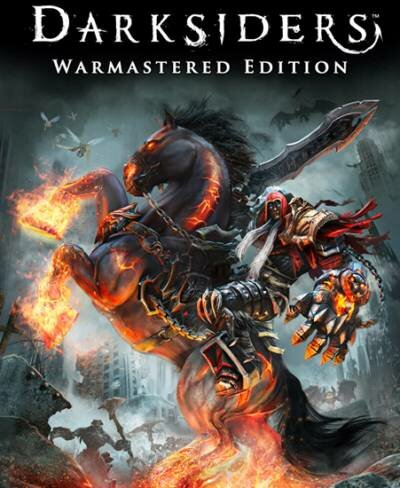 Darksiders Warmastered Edition..., скачать Darksiders Warmastered Edition..., скачать Darksiders Warmastered Edition... через торрент