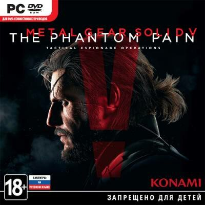 Metal Gear Solid V: The Phanto..., скачать Metal Gear Solid V: The Phanto..., скачать Metal Gear Solid V: The Phanto... через торрент