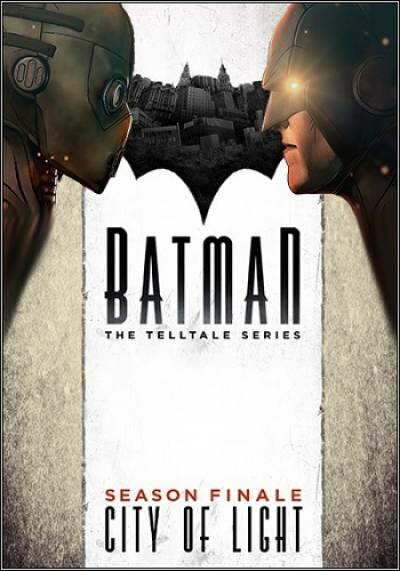 Batman: The Telltale Series - ..., скачать Batman: The Telltale Series - ..., скачать Batman: The Telltale Series - ... через торрент