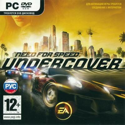 Need for Speed: Undercover (20..., скачать Need for Speed: Undercover (20..., скачать Need for Speed: Undercover (20... через торрент