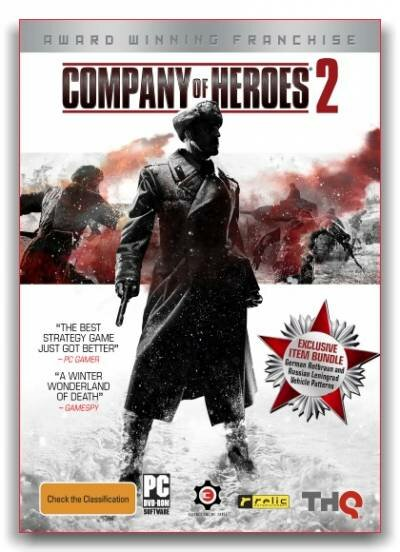 Company of Heroes 2: Master Co..., скачать Company of Heroes 2: Master Co..., скачать Company of Heroes 2: Master Co... через торрент