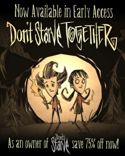 Don't Starve Together [Bul..., скачать Don't Starve Together [Bul..., скачать Don't Starve Together [Bul... через торрент