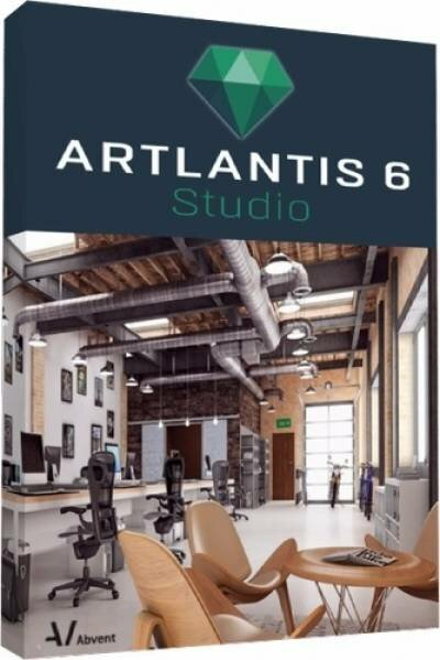 Artlantis Studio 6.5.2.11 (2017) PC | RePack by Galaxy