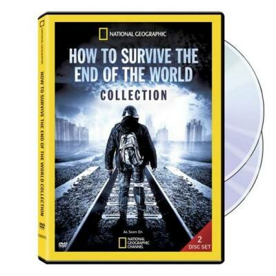 National Geographic: Как пережить конец света / How to Survive the End of the World [01-06 из 06] (2013-2014) HDTVRip 720p | P1