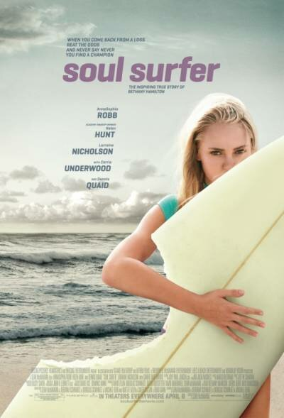 Серфер души / Soul Surfer (2011) BDRip-AVC от MediaClub | P2, A