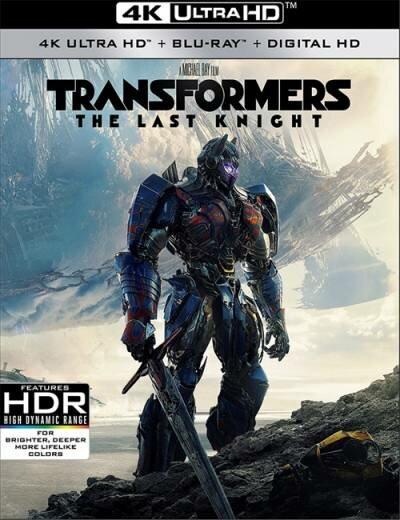 Трансформеры: последний рыцарь (2017) скачать через торрент бесплатно.