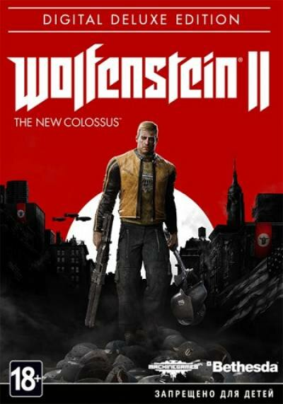 Wolfenstein II: The New Coloss..., скачать Wolfenstein II: The New Coloss..., скачать Wolfenstein II: The New Coloss... через торрент
