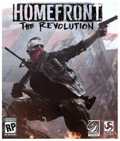 Homefront: The Revolution - Fr..., скачать Homefront: The Revolution - Fr..., скачать Homefront: The Revolution - Fr... через торрент