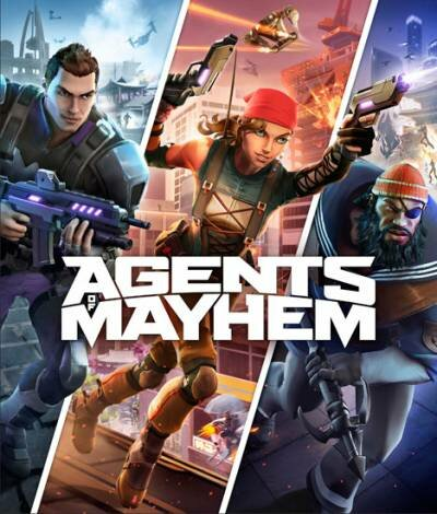 Agents of Mayhem [v 1.05 + DLC..., скачать Agents of Mayhem [v 1.05 + DLC..., скачать Agents of Mayhem [v 1.05 + DLC... через торрент