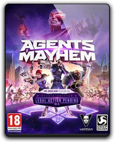 Agents of Mayhem [v 1.05 + DLCs] (2017) PC | RePack от qoob, скачать Agents of Mayhem [v 1.05 + DLCs] (2017) PC | RePack от qoob, скачать Agents of Mayhem [v 1.05 + DLCs] (2017) PC | RePack от qoob через торрент