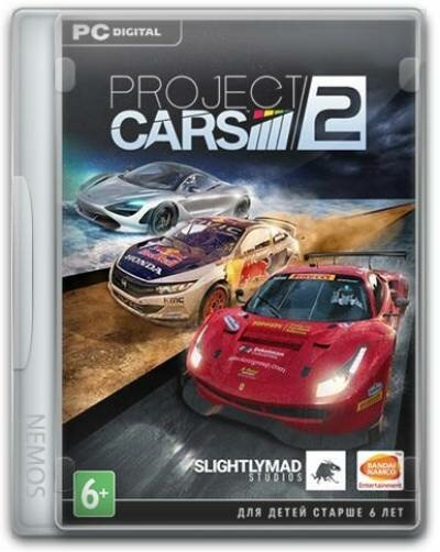 Project CARS 2: Deluxe Edition [v 3.0 + DLC's] (2017) PC | RePack от =nemos=