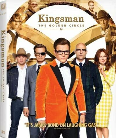 Kingsman: Золотое кольцо / Kingsman: The Golden Circle (2017) BDRip | iTunes